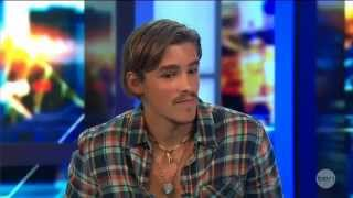 'Son of a Gun' - Brenton Thwaites Interview for The Project