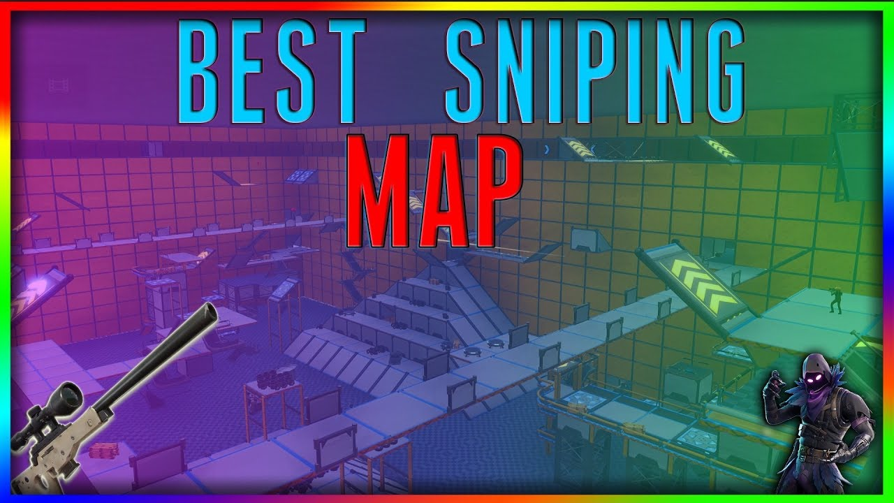 Best Sniping Free For All Map Fortnite Creative Callmecypher S Map