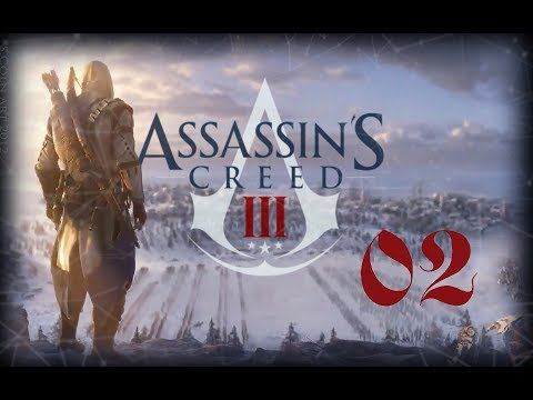 Let´s Play Assassin's Creed III [German][HD] #02