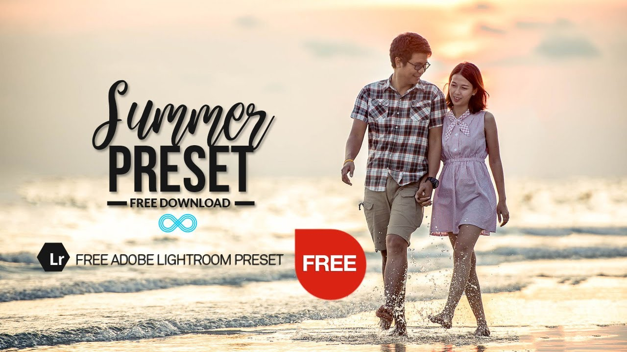 Free Summer Lightroom Preset to Download from Photonify