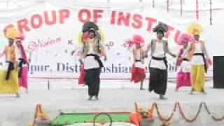 K.D International school Mahilpur.mp4