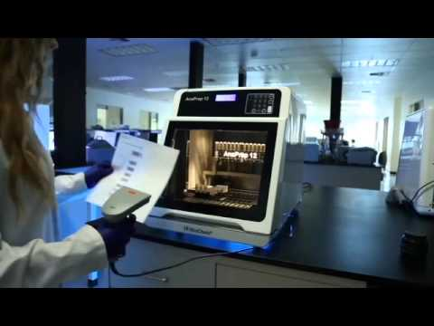 AnaPrep Automated Nucleic Acid Preparation System