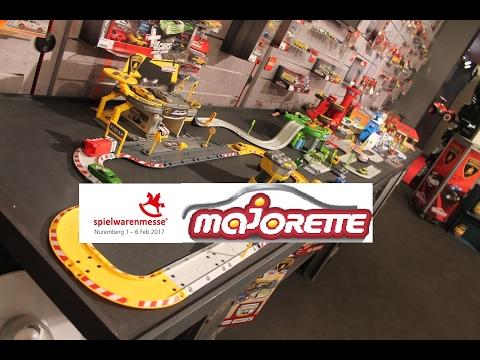 Majorette cars 2017 Spielwarenmesse/Toy fair  Nuremberg/Nurnberg