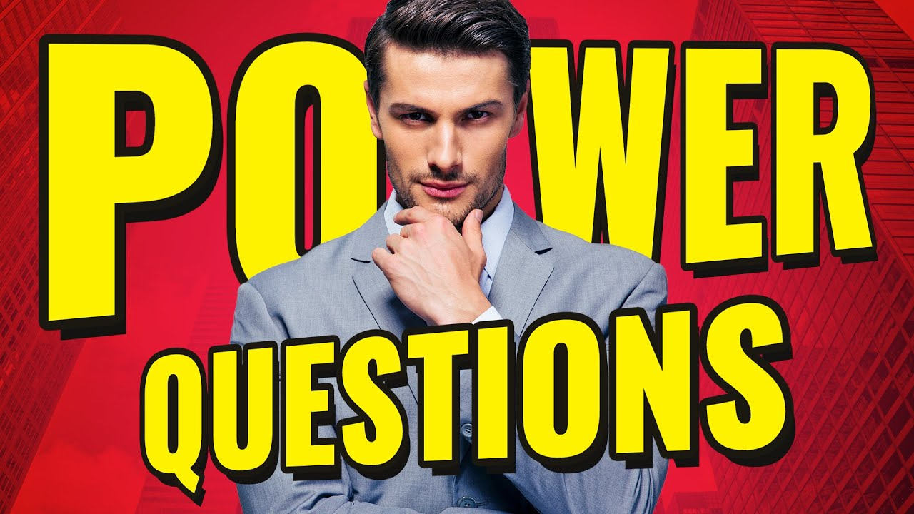 Science Reveals: 7 Questions That Make You Look Powerful
