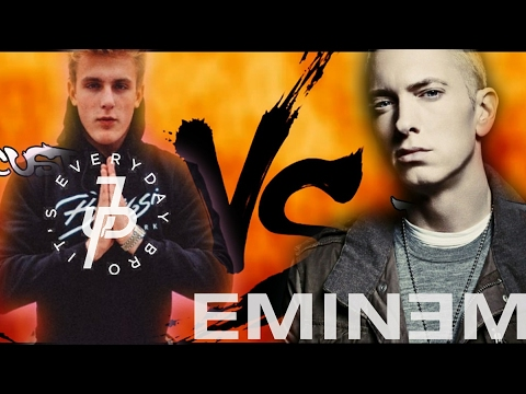OMG! Jake Paul vs The RapGod