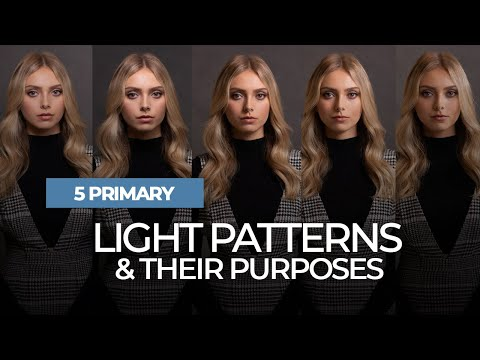 Master The 5 Primary Lighting Patterns And Their Purpose In Under 10 Minutes | Mastering Your Craft