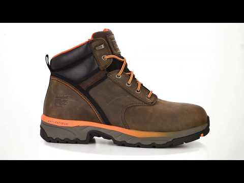Men's Timberland Pro Steel Toe Work Boot A1WZ8