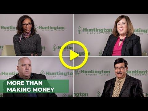Huntington Learning Center Franchise: More Than Making Money