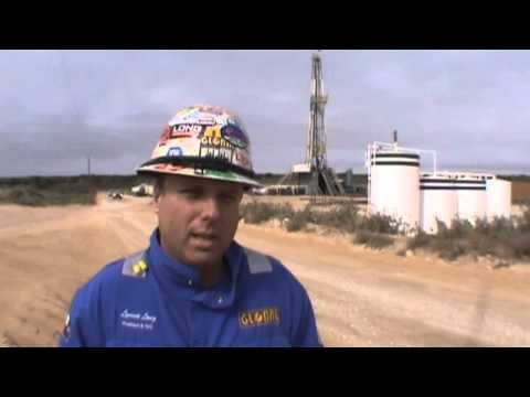 Global Energy Contractors working in the Granite Wash Oil and Gas Play