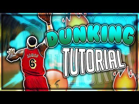 nba 2k13 dunk tutorial