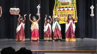 Aasai athigam vachu dance at Charlotte Tamil Sangam Pongal Vizha 2011