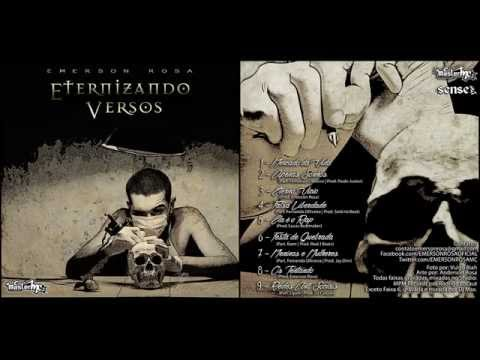 "Emerson Rosa - EP ""Eternizando Versos"" (Completo)"