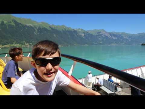 Interlaken Lake Cruise On Lake Brienz