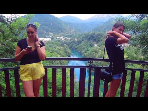 Epic Bus Journey From Croatia to Bosnia & Herzegovina