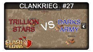 CLANKRIEG #27 || CLASH OF CLANS | Let's Play CoC | Deutsch