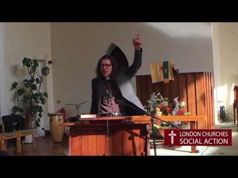 London Churches Social Action Seminar on Hate Crime