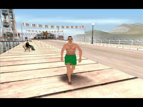 GTA SAN ANDREAS PEDS QUOTE : Latin Beach Guy