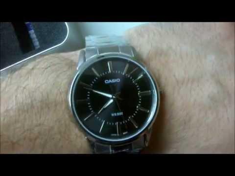 Pánské hodinky Casio Collection MTP-1303D-1AVEF - Men´s Watch Casio  Collection MTP-1303D-1AVEF 879e29a06a7