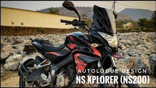 Bajaj NS 200 Modifications | N…