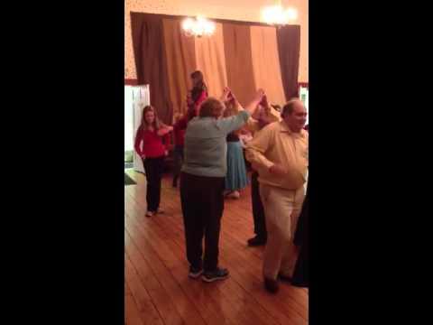 Old Songs Dance, Voorheesville, NY, 1/5/13