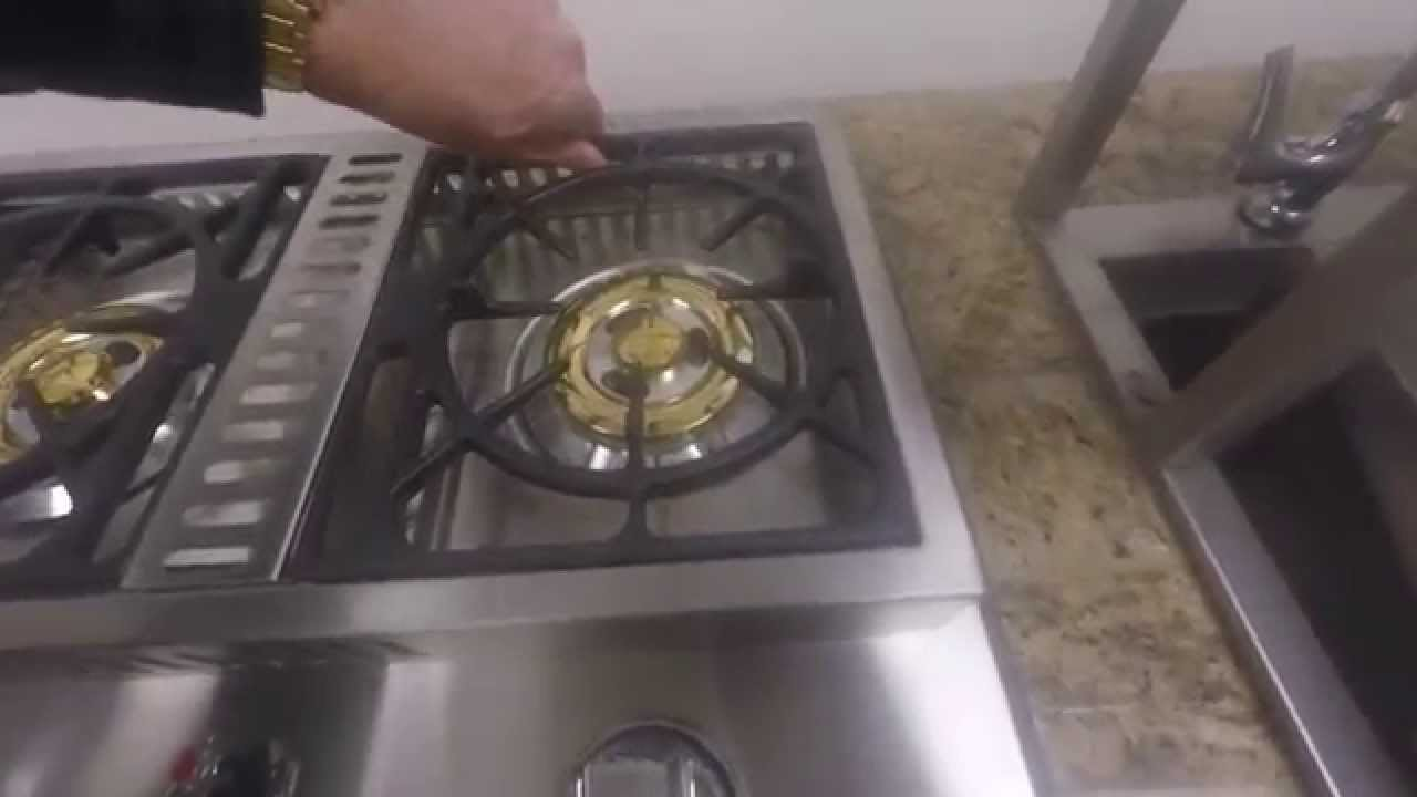Lion Premium Grills Double Side Burner