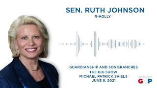 Sen. Johnson joins the Big Show to discuss guardianship, SOS