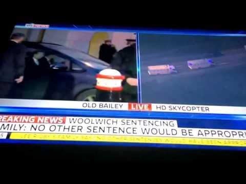 BREAKING: Lee RIgby's Killers Being Transported To Belmarsh Prison