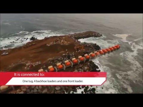 La Chira WWTP Outlet in Peru | ACCIONA