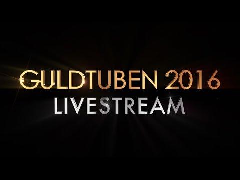 Guldtuben LIVE 2016 | Hela Galan | #Guldtuben2016