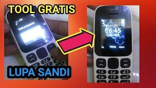 Buka kode pengaman Nokia 105 TA1034 Tanpa hapus data.
