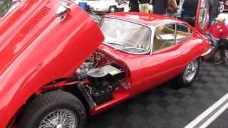 1965 Jaguar E-Type on Beverly Hills Concours d'Elegance 2013