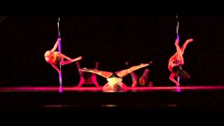 Midwest Pole Dance Competition 2012: Tease