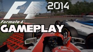 F1 2014 (PS3) Gameplay