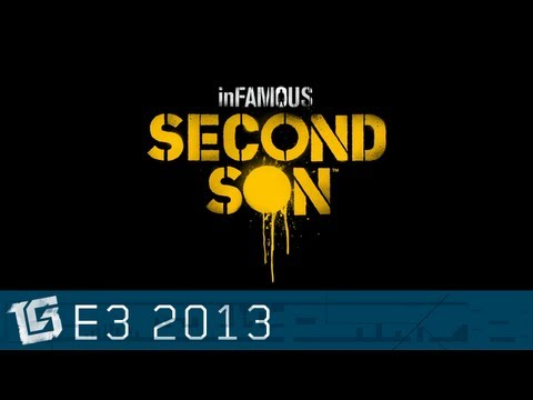 inFamous Second Son - Official E3 2013 Trailer