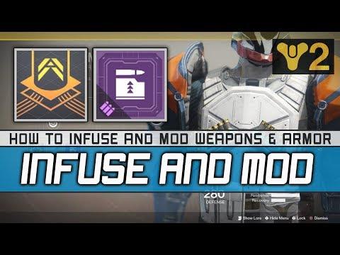Destiny 2: Mods guide - Legendary mods, best mods, mod