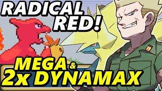 Pokémon Radical Red (Detonado - Parte 7) - LT. Surge, Mega Manectric e 2x Dynamax