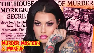 10 Rillington Place [ House Of Horrors ] John Christie - Mystery & Makeup GRWM | Bailey Sarian