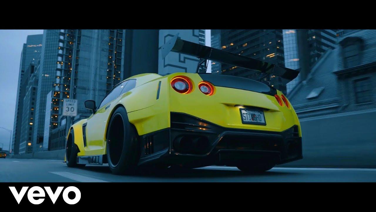 Travis Scott - Goosebumps (HVME Remix) | CAR VIDEO ◾️ CHGCARS