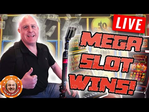 How Many Jackpots Can I Hit?! ? Tuesday Night Live Play! ? - 동영상