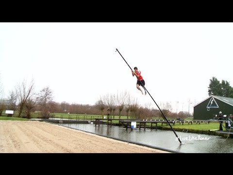 Nitro Circus Pole Vaulting   Oh Sh*t Moments with Erik Roner