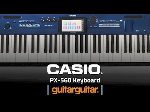 Casio PX 560 Keyboard