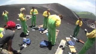 Volcano Boarding - Cerro Negro Nicaragua