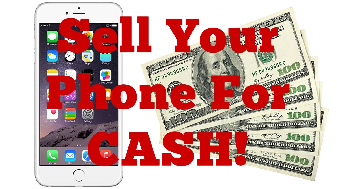 38e5bd5902f Sell Your Used Cell Phone Online For Cash - YouTube