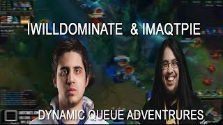 imaqtpie iwilldominate dynamic queue adventures ft dyrus annie bot