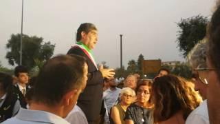 Inaugurazione parco Antonio Summo