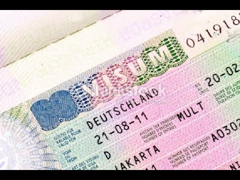 Booking Visa Appointment For Germany.