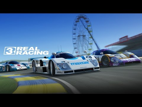 Real Racing 3 Le Mans Classics Official Update Trailer