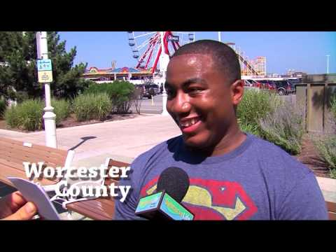 Tourists Pronounce Difficult Delmarva Words
