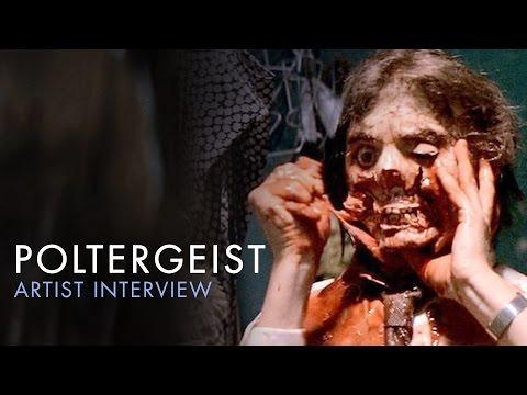 Poltergeist Makeup Effects Artist Craig Reardon Interview - LIVE@IMATS 2015
