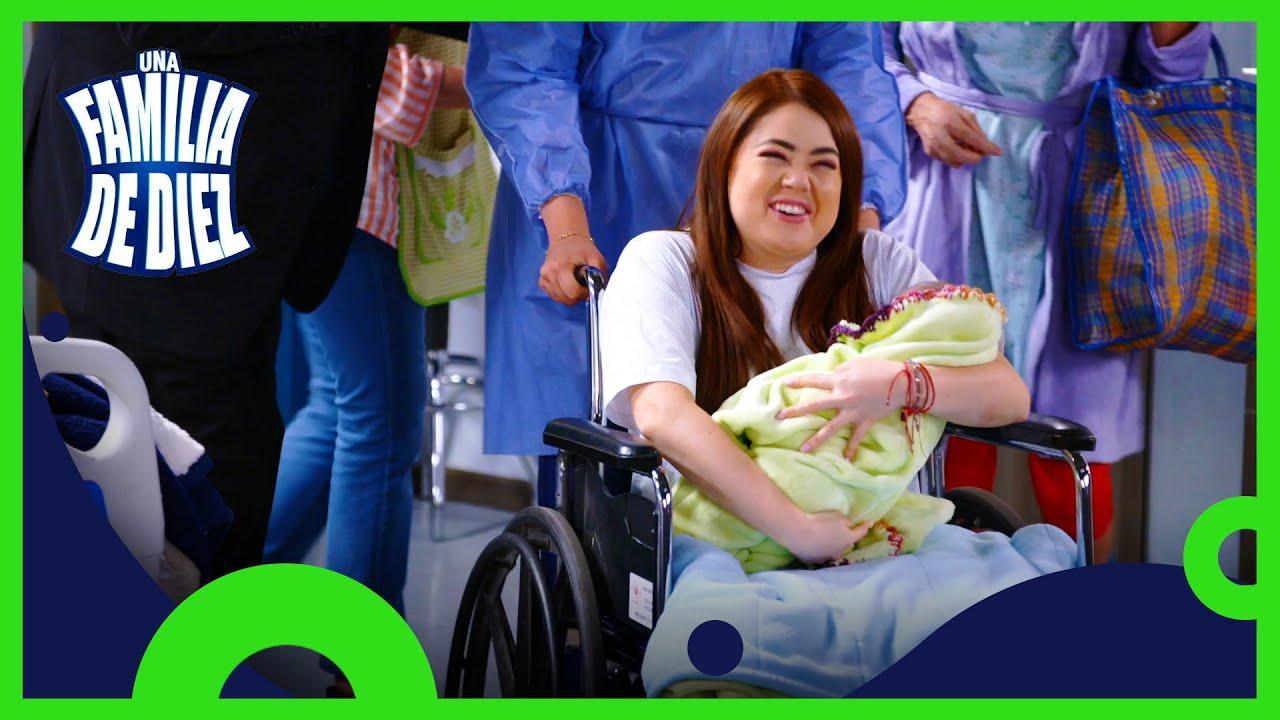 Una familia de diez, C15: El bebé de Martina   T6   Distrito Comedia
